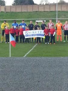 SMARTT North East Ltd were proud sponsors of an historic night