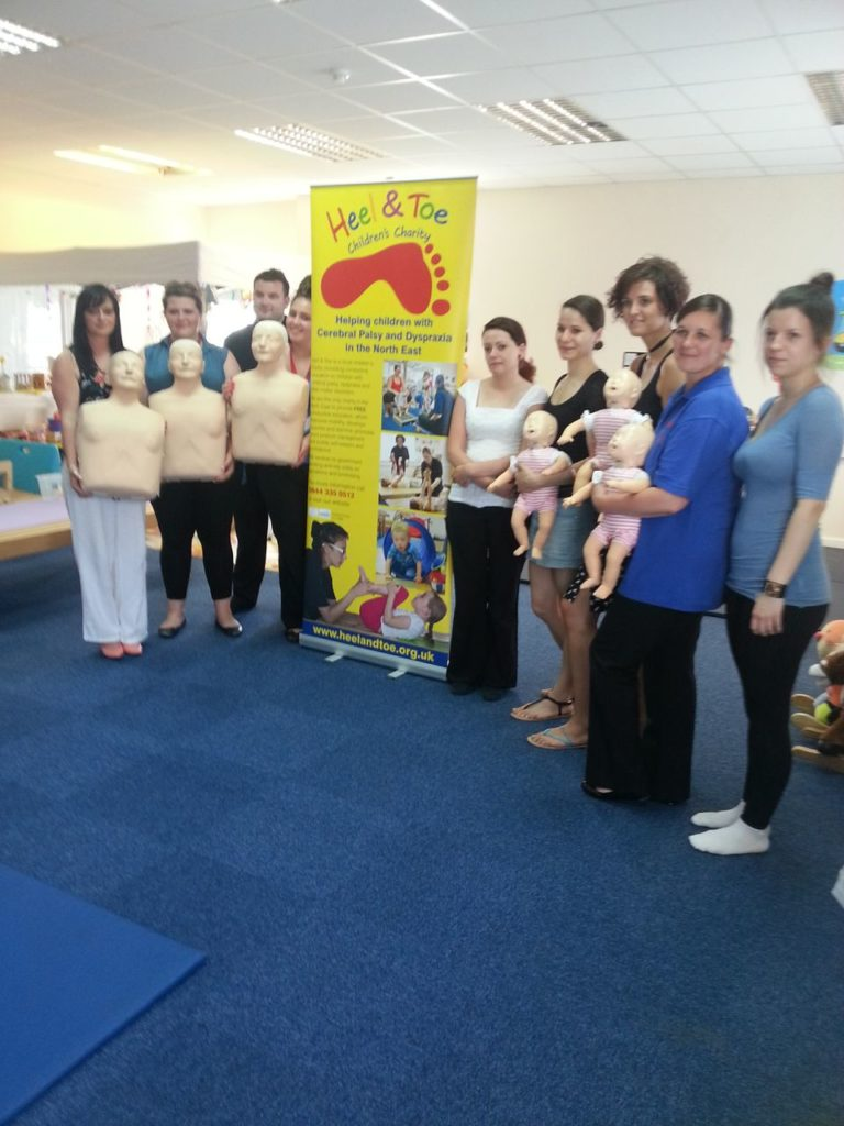 Level 3 Award in Emergency Paediatric First Aid QCF